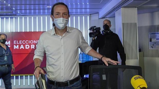 """""""Cierre al salir"""": Pablo Iglesias víctima del 'efecto boomerang' de su ataque a VOX"""