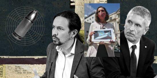 Elecciones 4M: el ridículo teatro de la navaja y las cartas con balas da la puntilla a PSOE-Podemos