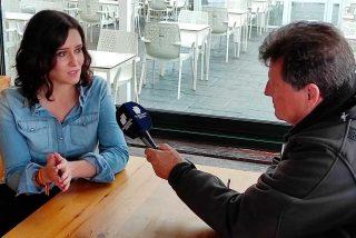 """Isabel Díaz Ayuso: """"La inquina que me tiene Sánchez no puede ser un tema personal, porque ni siente ni padece"""""""