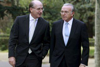 El juez imputa a Brufau y Fainé por contratar al comisario Villarejo para espiar al presidente de Sacyr