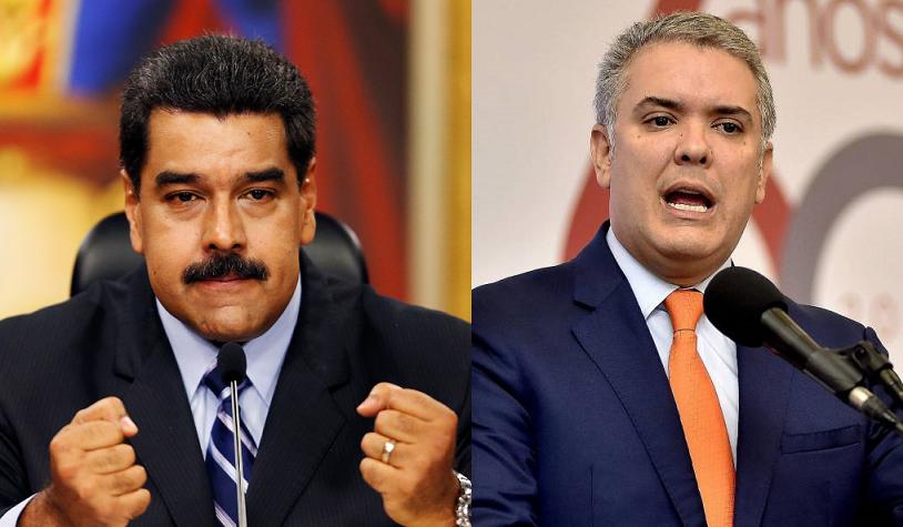 "Colombia denuncia ante la ONU a la Venezuela chavista: ""Maduro apoya a narcoterroristas"""