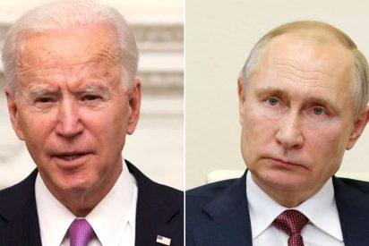 Joe Biden amenaza a Rusia: los ciberataques pueden acabar desencadenando una guerra