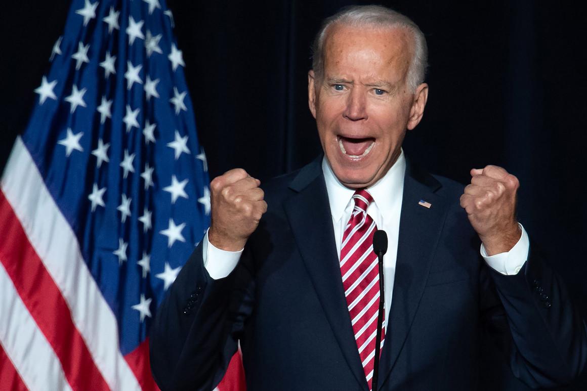 Joe Biden 'despide' al jefe de la Patrulla Fronteriza de EEUU nombrado por Trump