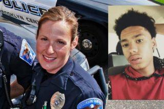 Esta es Kimberly Potter, la policia que confundió su arma de fuego con una taser y mató a Daunte Wright