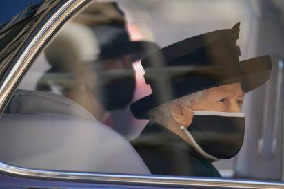 ¿Reconciliación?: los príncipes William y Harry aparecen juntos y hablando en el funeral del Duque de Edimburgo