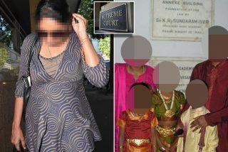 Australia: una pareja de origen indio tenía como esclava a una inmigrante, trabajando 7 días a la semana