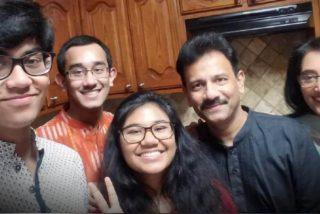 Los dos chavales de la izquierda asesinaron a toda su familia, antes de suicidarse