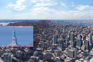 La foto más grande y precisa jamás tomada de Nueva York:  120.000 megapíxeles