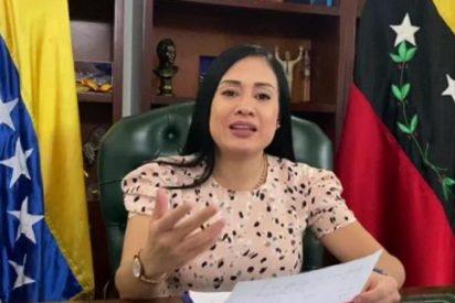 Los matones de Nicolás Maduro amenazan de muerte a la única gobernadora de Juan Guaidó