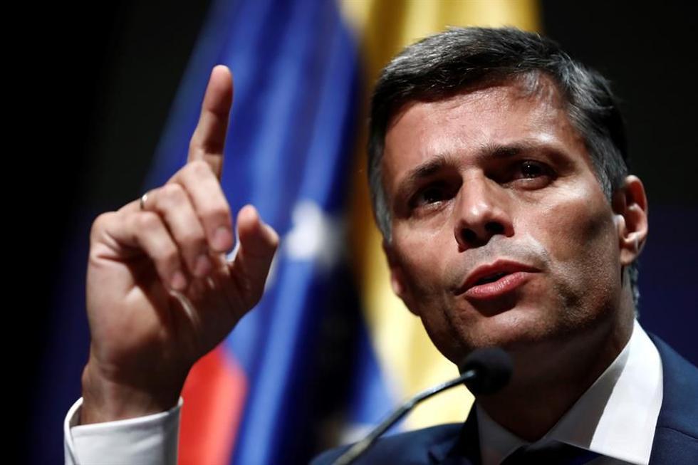 """La decana de Ciencias Políticas cancela un acto de Leopoldo López en la Universidad por la """"crispación"""""""