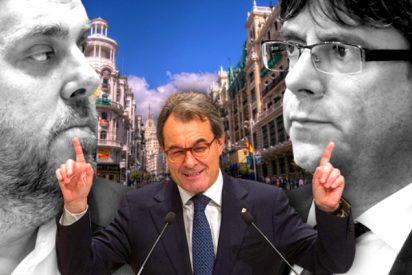 El Tribunal de Cuentas reclama a Mas, Puigdemont y Junqueras que devuelvan el dinero público gastado en su 'procés' ilegal