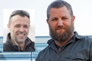 Fanáticos yihadistas asesinan a los reporteros españoles David Beriáin y Roberto Fraile