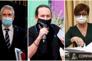 Los sindicatos de Correos exigen saber cómo se colaron las balas para Iglesias, Marlaska y Gámez