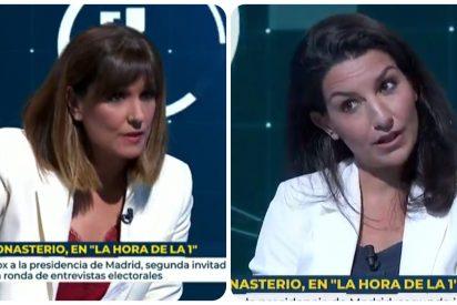 """Monasterio desvela """"el número que montó Iglesias"""" antes del debate de la SER: """"Entró dando gritos a los periodistas"""""""
