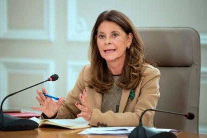 Marta Lucía Ramírez, vicepresidenta de Colombia, acusa al chavista Maduro de ser una amenaza para Latinoamérica
