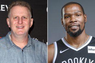 """Kevin Durant replica a las criticas de Michael Rapaport: """"Sólo chupas p****s a otros hombres"""""""