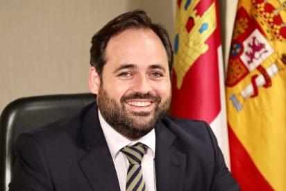 """Paco Núñez (PP de Castilla La Mancha): """"Con la región de CLM cerrada, el socialista García Page se fue de paseo a Canarias"""""""