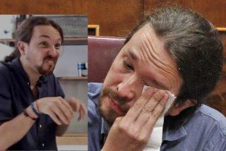 """Pablo Iglesias: """"Me deshumanizan llamándome coletas rata para que venga un loco y me pegue un tiro"""""""