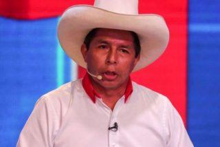 El candidato comunista Pedro Castillo amenaza con expulsar a los extranjeros del Perú