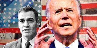 Joe Biden da el tercer portazo en las narices al 'pringado' de Sánchez: No se reunirán en Nueva York este domingo