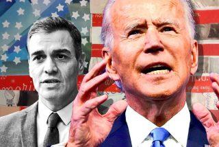 El presidente Biden sigue sin llamar al socialista Sánchez y ya lleva casi 3 meses en la Casa Blanca