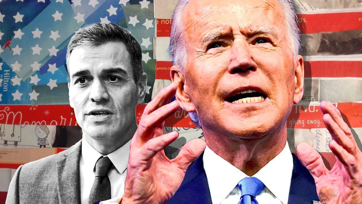 La triste excusa de González Laya para justificar que Biden pase olímpicamente de Sánchez