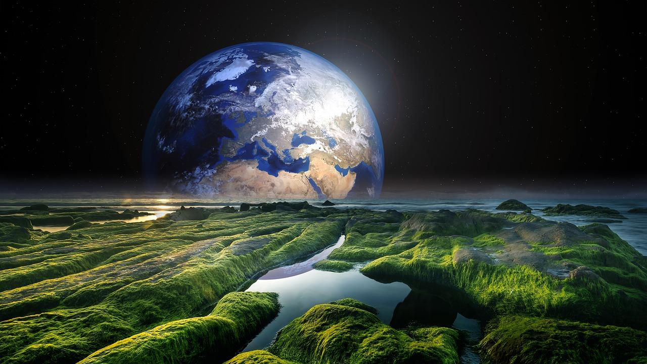 Los diamantes desvelan que la Tierra estaba lista para la vida hace 2.700 millones de años