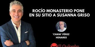 El Quilombo: Monasterio gana enteros en campaña dejando a Griso en la lona