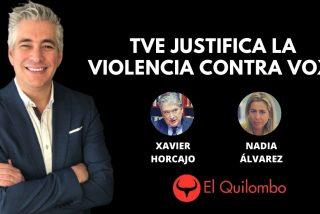 El Quilombo: La democracia para Iglesias es partirle la cabeza a un joven de VOX