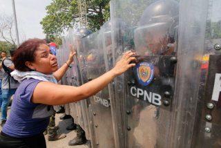 El dictador Maduro, al que alaban Podemos y PSOE, acusado de 'torturas y abusos aberrantes' a civiles