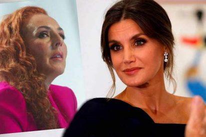 Pilar Eyre mete en otro gran lío a la Casa Real: vincula a Doña Letizia con la serie de Rocío Carrasco