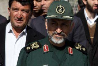 """Fallece el despiadado """"número dos"""" de la Guardia Revolucionaria de Irán"""
