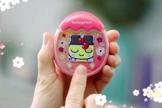 Lanzan un moderno Tamagotchi: con cámara, pantalla a color y botones táctiles