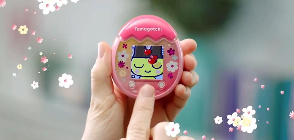 Tamagotchi evoluciona y será un reloj inteligente