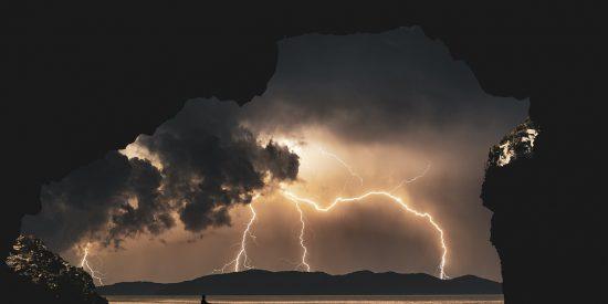 Pronóstico del Tiempo: vuelven el sol y las tormentas este 16 de abril de 2021