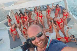 Modelo arrestada por la 'policía moral' de  Dubai afirma que fue obligada a posar desnuda