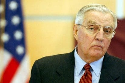 Muere Walter Mondale, vicepresidente de Carter y candidato a la presidencia de EEUU