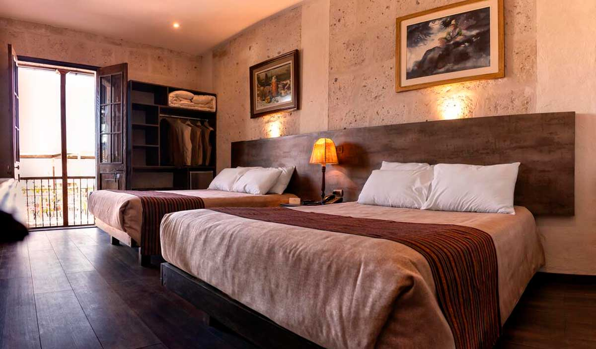 """Hoteles en Perú: """"Acolpacha Tambo Boutique"""" reabre sus puertas en Arequipa"""