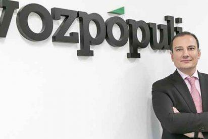 """Álvaro Nieto dimite como director de Vozpópuli: """"Es lo mejor para garantizar la continuidad del proyecto"""""""