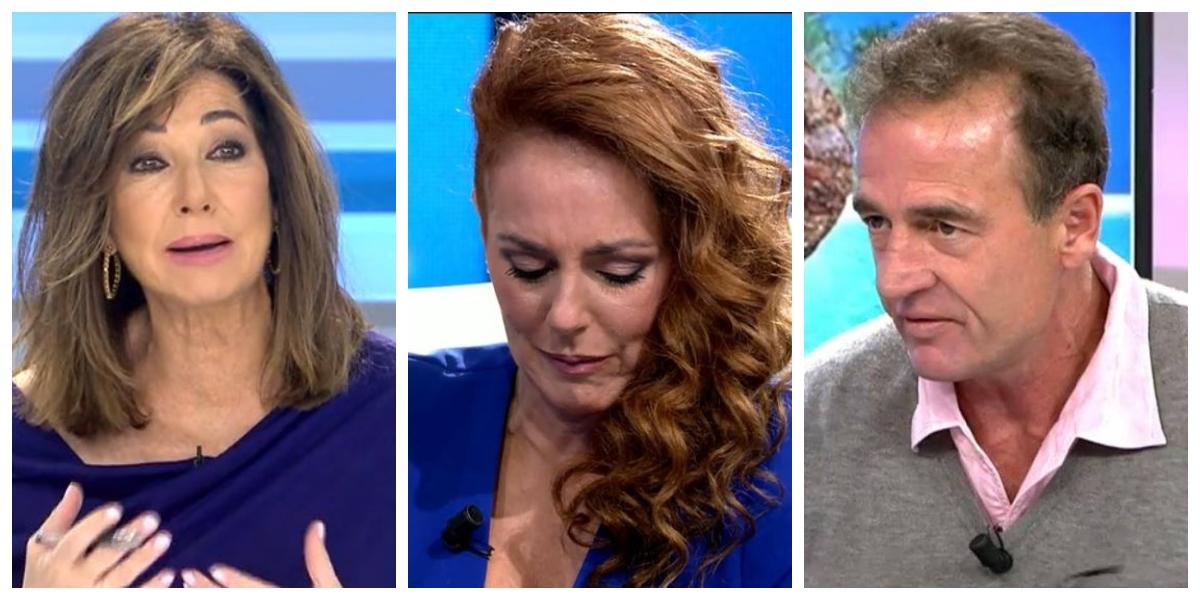 Ana Rosa Quintana y Alessandro Lequio vapulean a Rocío Carrasco y le dan donde más duele