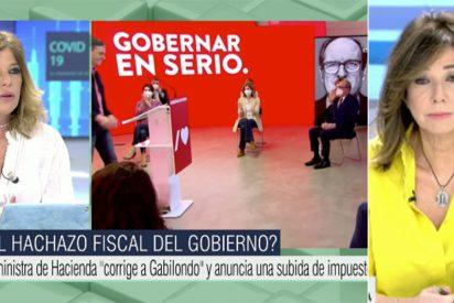 """Ana Rosa hurga en las vergüenzas del PSOE: """"¿Por qué Gabilondo acepta esto?"""""""