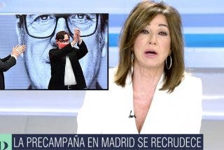 Ana Rosa Quintana 'arrincona' a Salvador Illa por meter las narices donde no le llaman