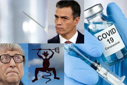 Vacunas, desinformación, encubrimiento y dictadura global para una sociedad transgénica y mutante