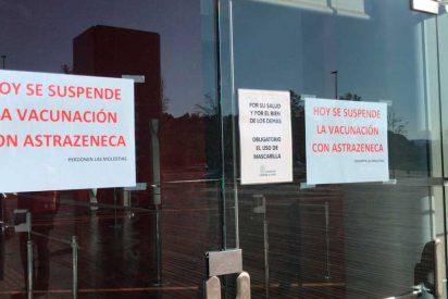 Castilla y León suspende la vacunación con AstraZeneca hasta que la EMA se pronuncie sobre los trombos