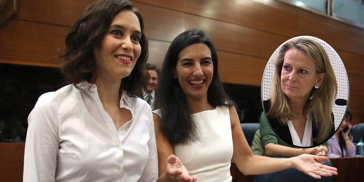 """Isabel San Sebastián: """"Para derrotar a Frankenstein, VOX debe entrar en el gobierno de Ayuso"""""""