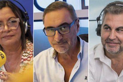 EGM: La COPE celebra el nuevo récord de Carlos Herrera, que gana oyentes tras ser marcado como 'enemigo' por Pablo Iglesias