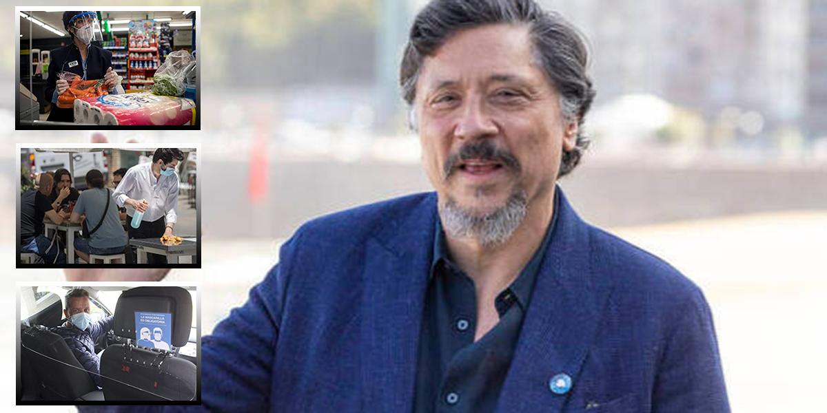 Descomunal mofa por la petición de Carlos Bardem de vacunar al 'personal esencial' de actores y actrices