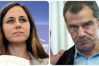 """Belarra va de defensora de las menores y Cantó le baja los humos: """"¿Y las de Baleares? ¡No tenéis vergüenza!"""""""