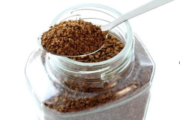 café en polvo