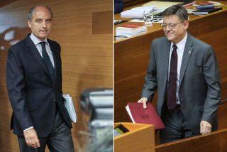 Camps reaparece con fuerza: denuncia penalmente a Puig y quiere ser alcalde de Valencia